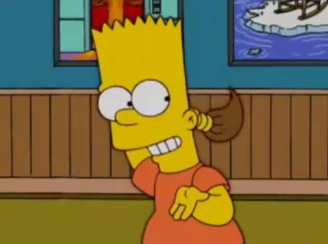 Bart and Grad Students