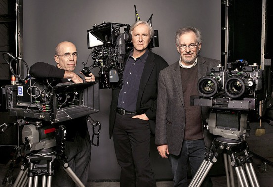 Spielberg Cameron Katzenberg