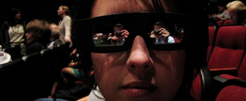 Ben in 3-D
