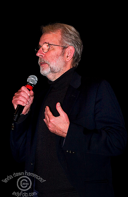 Photo of Walter Murch courtesy Linda Dawn Hammond