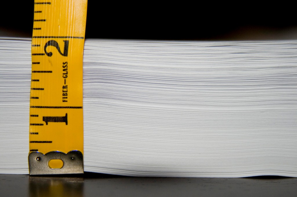 Thick Thesis